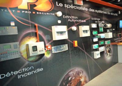 DPS EUROSYSTEMS Showroom / Extinction Automatique