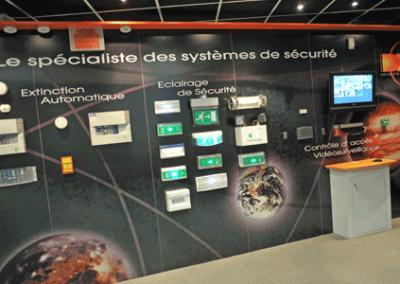 DPS EUROSYSTEMS Showroom / Systèmes de Sécurité