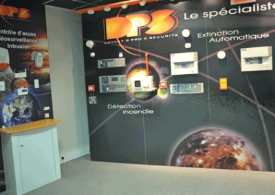DPS EUROSYSTEMS Showroom / Détection Incendie