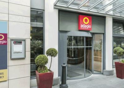 ADAGIO Aparthôtel – Paris Bercy