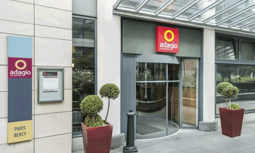 Projets archive dps eurosystems for Adagio accor hotel