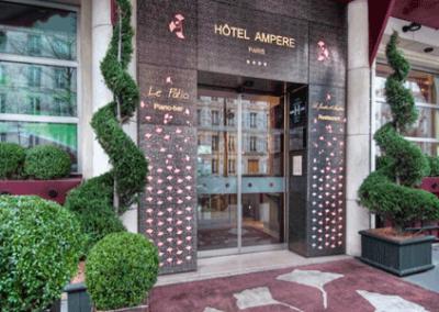 Hôtel Ampère – Paris