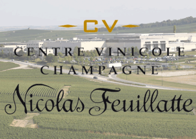 Nicolas Feuillatte Centre Vinicole Champagne – Epernay